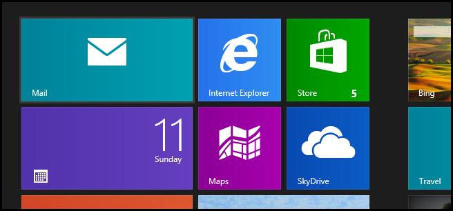 ویندوز 8 : اضافه کردن سرویس های پست الکترونیک دیگر به برنامه ایمیل