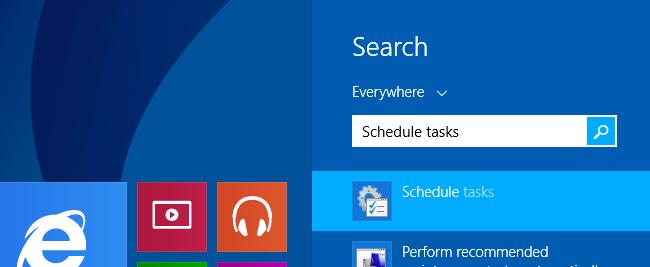 آموزش راه اندازی Windows 8 Defender برای اسکن های دوره ای