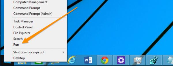چگونه پنل System Information را در ویندوز ۸ باز کنیم