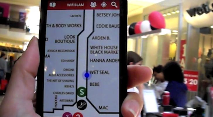 خرید شرکت WifiSLAM توسط اپل با قیمت 20 میلیون دلار !