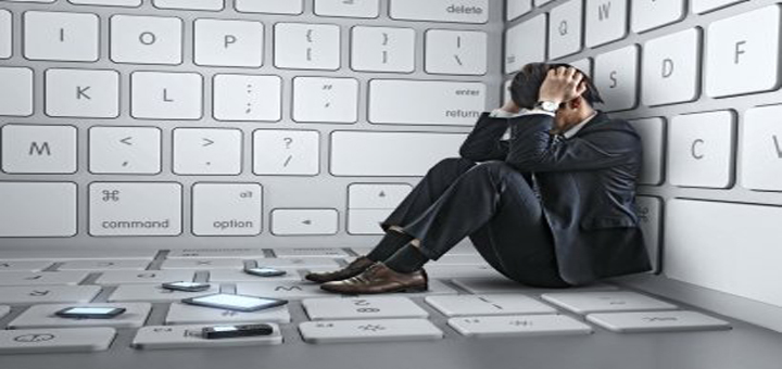 اثر منفی اینترنت بر مشاغل