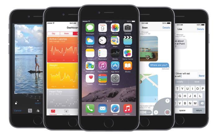 انتظار می رود اپل iOS 8.2 را در ماه مارس منتشر کند