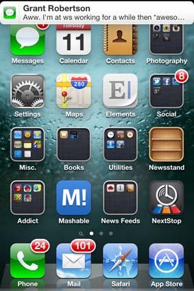 انتشار و دانلود IOS 5