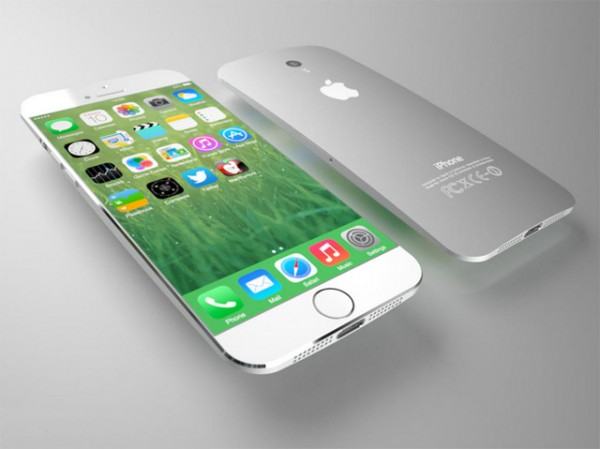 IPhone 7 will come with capacitive buttons