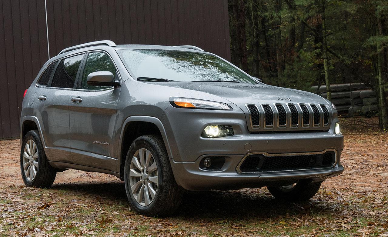 معرفی و بررسی خودروی ۲۰۱۷ Jeep Cherokee 4×4