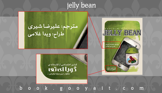 كتابچه معرفي اندرويد 4.1 (Jelly Bean)