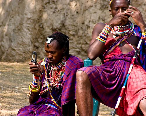 کاربران موبایل