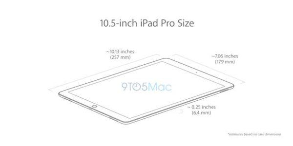 آیپد پرو 10.5 اینچی