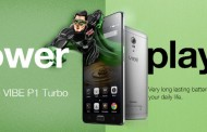 Vibe P1 Turbo: تلفن هوشمند جدید لنوو با قابلیت شارژ سریع
