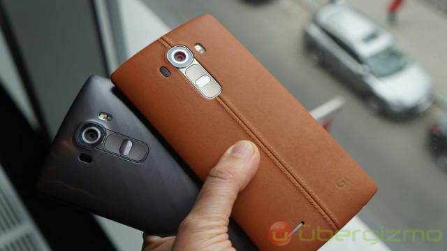 بررسی تخصصی گوشی هوشمند ال جی G4