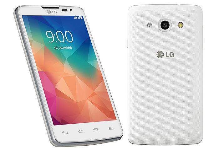 گوشی هوشمند LG L60 در روسیه معرفی شد