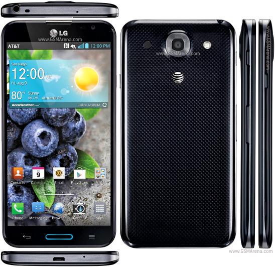 معرفی تلفن هوشمند LG G Pro در یک تصویر