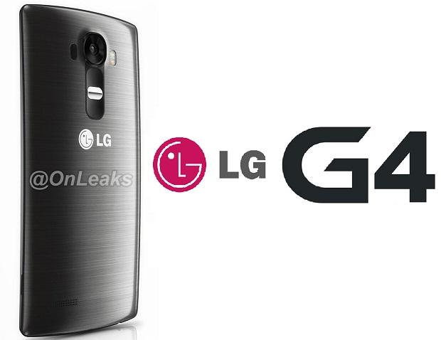 خمیده بودن LG G4 در اولین تصاویر منتشر شده از آن