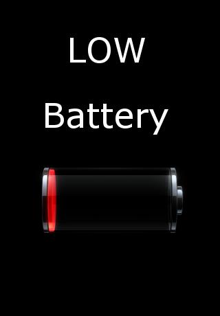 باتری های بی رمق