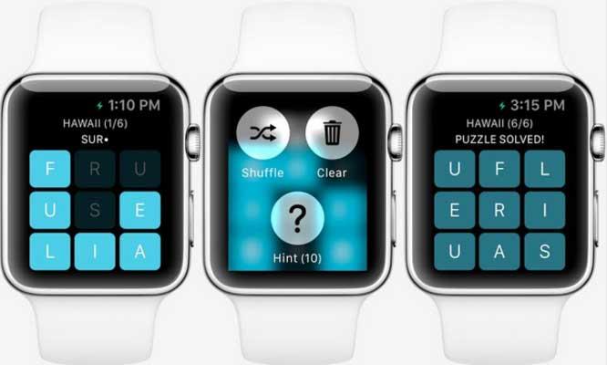 اولین بازی برای ساعت هوشمند Apple Watch