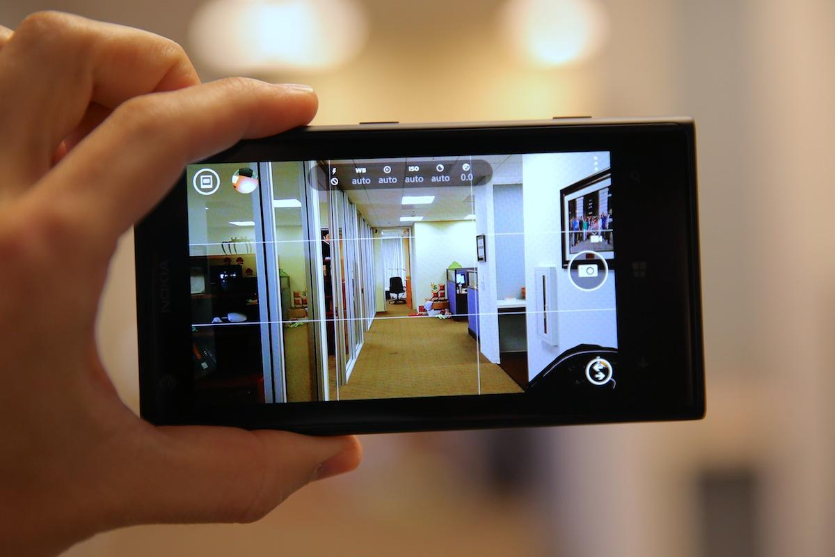 انتشار اپلیکیشن Lumia Camera برای Lumia 1020