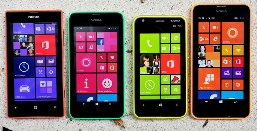 ویندوز ۱۰ از ۳۰ مدل گوشی هوشمند پشتیبانی می کند