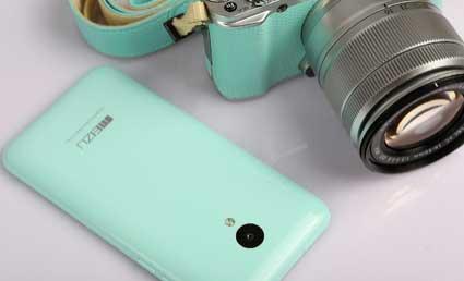 تصویری از تلفن هوشمند Meizu M1 Note به بیرون درز پیدا کرد