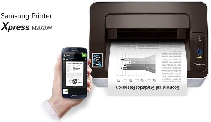 با چاپگرهای مجهز به فناوری NFC سامسونگ، آسانتر از همیشه پرینت بگیرید!