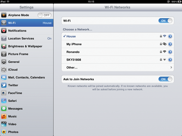 استفاده از حالت مزاحم نشوید در iOS 6