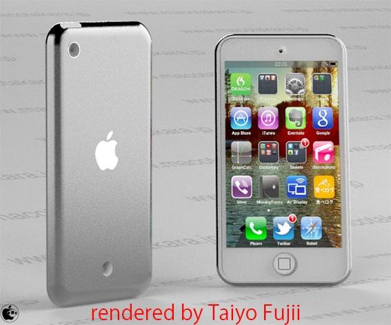 اپل در حال کار بر روی نسخه جدیدی از iPod Touch و iPod nano