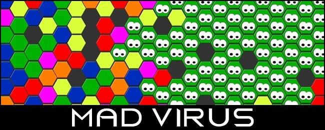 سرگرمی روز جمعه : ویروس دیوانه