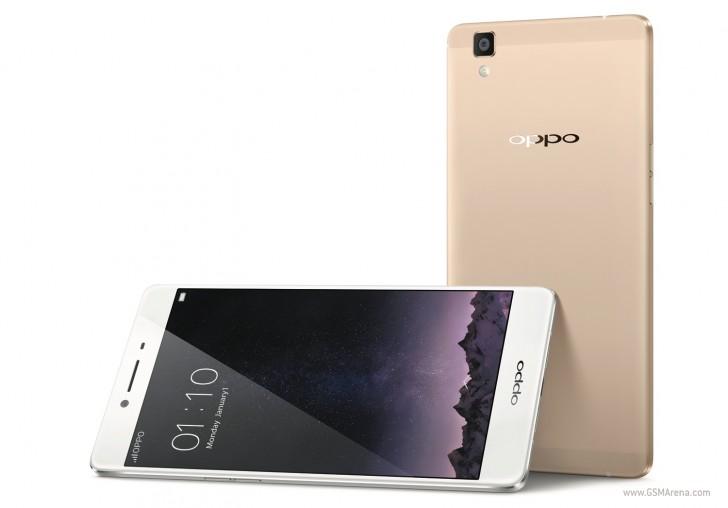 Oppo R7s به همراه ۴ گیگ رم معرفی شد