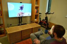 کنترل تلویزیون با استکان چای!
