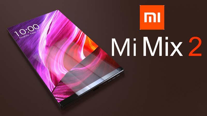 افشای مشخصات شیائومی Mi MIX 2: اسنپ دراگون 836 و باتری بسیار قدرتمند