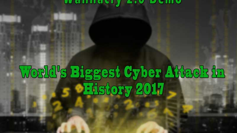 بزرگترین حمله سایبری جهان در 2017