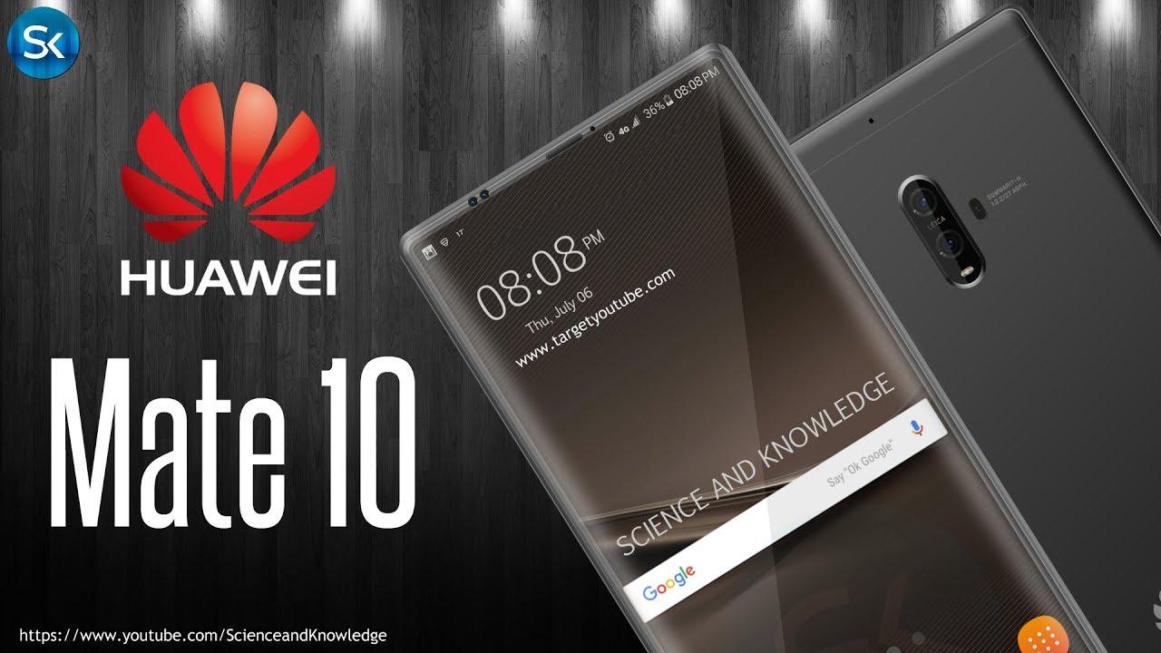 ظرفیت 4000 میلی آمپری باتری Mate 10 Huawei