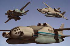 شگفت انگیزترین هواپیماهای دنیا