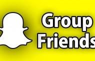 آموزش ساخت گروه در اپلیکیشن Snapchat