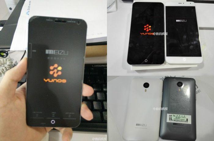 اسمارت فون جدید Meizu MX4 Pro با YunOS فاش شد
