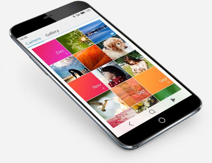 اسمارت فون Meizu MX4 برای پیش فروش بین الملی با قیمت 449 دلار در دسترس قرار دارد