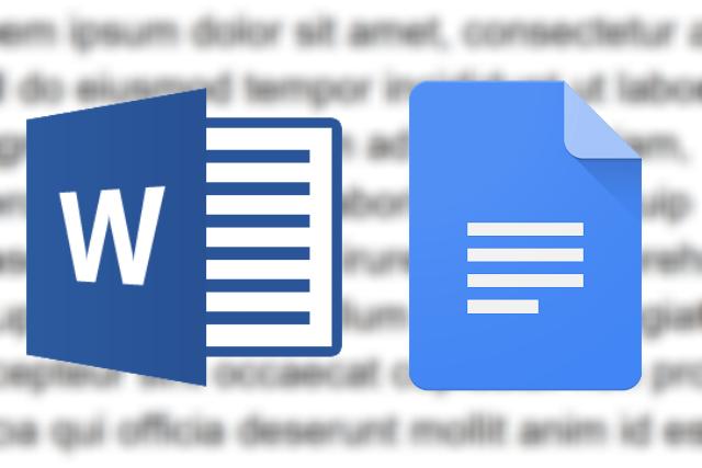 کدام یک کارآمد تر است؟ Microsoft Word یا Google Docs؟