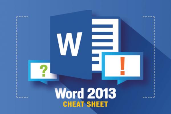 Word 2013 Training