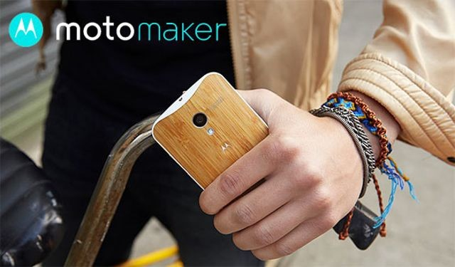سرویس Moto Maker از ماه مارچ به صورت جهانی در دسترس خواهد بود