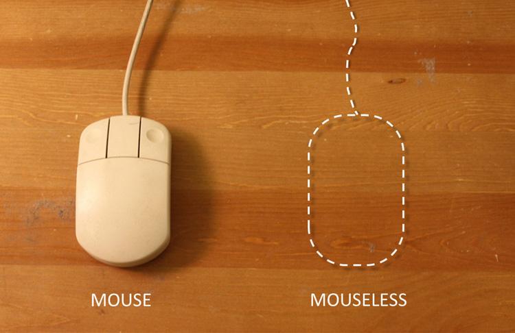 خداحافظی با ماوس