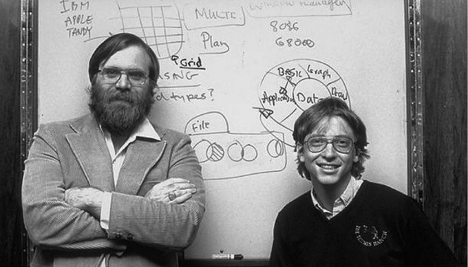 امروز مایکروسافت ۴۰ ساله شد