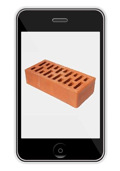 Bricked Phone-iPhone