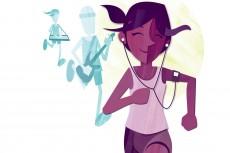 شارژ کردن با دویدن