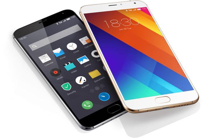 گوشی هوشمند اندرویدی Meizu MX5 به صورت رسمی معرفی شد