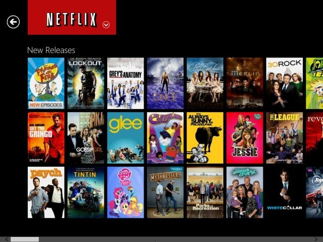 Netflix App On Windows 8