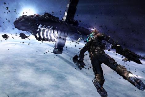از Dead Space 3 مي گويم