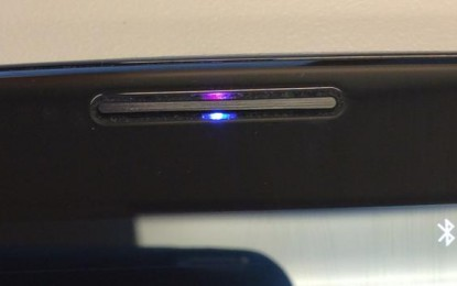 Nexus 6 و ویژگی نور اعلان  LED پنهان آن