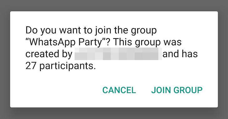 ایجاد لینک گروه در تلگرام