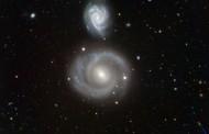 کشف دوقلوهای آسمانی NGC 800 و  NGC 799 با فاصله ۳۰۰ میلیون سال نوری از زمین