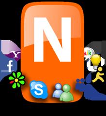 پاسخ به سوال خوانندگان : آموزش برنامه Nimbuzz