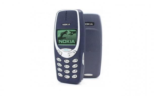 رندر مدل جدید گوشی فیچرفون نوکیا ۳۳۱۰ نمایشگر رنگی آنرا نشان میدهد